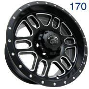 Sakura Wheels. 8.0x15, 6x139.70, ET-10, ЦО 110,5мм. Под заказ
