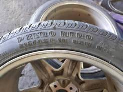 Pirelli P Zero Nero. Летние, 2011 год, износ: 20%, 4 шт