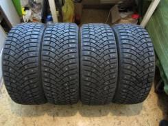 Michelin X-Ice North Xin2. Зимние, шипованные, износ: 10%, 4 шт