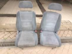 Подогрев сидений. Toyota Land Cruiser, HDJ81V, HDJ81, FZJ80, FZJ80G, FZJ80J