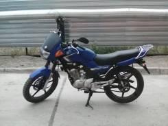Yamaha YBR 125. 124 куб. см., исправен, птс, с пробегом