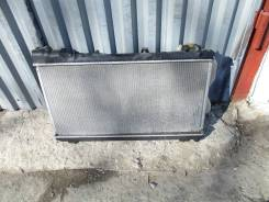 Радиатор охлаждения двигателя. Subaru Forester, SG5, SG