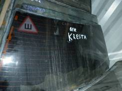 Стекло заднее. Toyota Cresta, GX61
