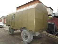 МАЗ. Кунг П-6 на базе шасси 5207