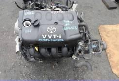 Двигатель в сборе. Toyota: Probox, bB, Corolla Rumion, WiLL Cypha, Succeed, Vitz, Raum, Allion, Platz, Sienta, Allex, WiLL, Premio, Funcargo, Ractis...