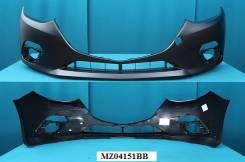 Бампер. Mazda Mazda3 Mazda Axela, BMEFS, BM5AS, BMLFS, BM2FP, BM2AP, BM5FP, BM5FS, BM2FS, BM2AS, BM5AP