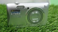 Nikon Coolpix S3700. 20 и более Мп, зум: 10х