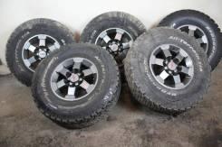 Продам комплек грязевки 285/75 R16 LT. 7.5x16 6x139.70 ET-15 ЦО 108,3мм.