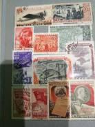Марки 1920-1950ые гг