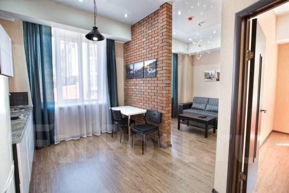 2-комнатная, улица Пограничная 4. Центр, 42 кв.м. Кухня