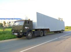 Камаз 5410. , 1987, 11 000 куб. см., 30 000 кг.