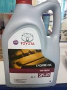 Toyota. Вязкость 5W-40, синтетическое
