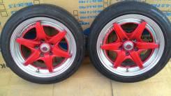 Crimson. 7.0x16, 5x114.30, ET40
