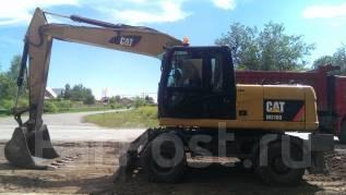 Caterpillar M316D. Продам колесный экскаватор CAT M316D, 0,75куб. м.