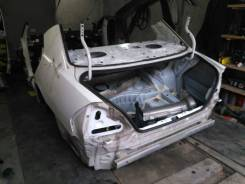 Задняя часть автомобиля. Toyota Mark II, JZX110, GX110