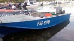 Воронеж. Год: 1983 год, длина 4,30м., двигатель подвесной, 40,00л.с., бензин