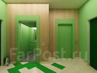 1-комнатная, улица Восточно-Кругликовская 41. 40 лет победы, агентство, 41 кв.м.