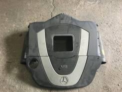 Крышка двигателя. Mercedes-Benz: GLK-Class, S-Class, M-Class, R-Class, CLC-Class, E-Class, SL-Class, CLK-Class, Vito, Viano, V-Class, SLK-Class, CLS-C...