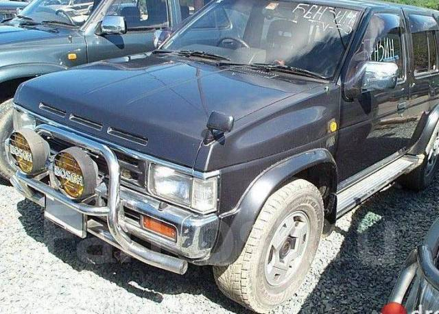 Стекло зеркала зеркальный элемент Nissan TERRANO