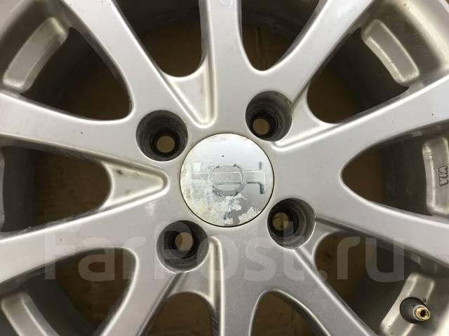 Bridgestone. 5.5x14, 4x100.00, ET42, ЦО 68,0мм.