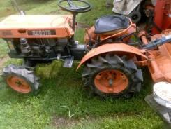 Kubota B6000. Мини трактор kubota 6000, 900 куб. см.