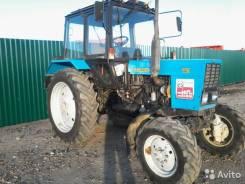 МТЗ 82.1. Продается трактор 2015г, 2 500 куб. см.