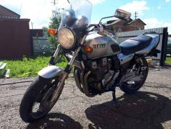Yamaha XJR 400. 397 куб. см., исправен, птс, с пробегом