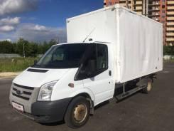 Ford Transit. Промтоварный фургон 115T350, 2 400 куб. см., 990 кг.