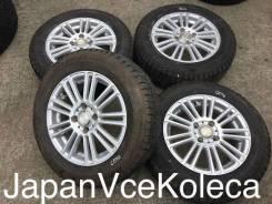 175/65R14 Bridgestone Revo GZ на литье 4/100. Из Японии (1479). 5.5x14 4x100.00 ET45
