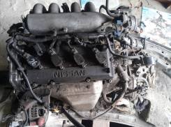 Двигатель в сборе. Nissan Bassara Двигатель QR25DE