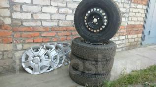 Продам колеса на R-15. x15 4x100.00