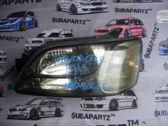 Фара. Subaru Legacy, BE5, BH5, BH9, BHC, BHCB5AE Двигатели: EJ201, EJ204, EJ254