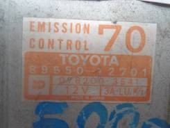 Блок управления двс. Toyota Corolla, AE80, AE81 Toyota Sprinter, AE80, AE81 Двигатели: 2ALU, 3ALU