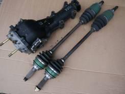 Редуктор. Subaru Alcyone SVX, CXW Двигатель EG33D
