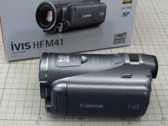 Canon LEGRIA HF M41. с объективом