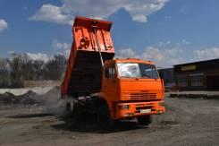 Камаз 65115. 6х6, 10 800 куб. см., 15 000 кг.