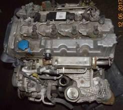 Двигатель в сборе. Mazda BT-50