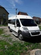 Citroen Jumper. Citroen jumper, 2 200 куб. см., 18 мест
