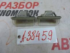Фонарь освещения номерного знака Toyota Avensis 2 (T250) 2003-2008г