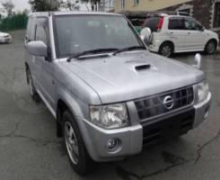Nissan Kix. автомат, 4wd, 0.7 (64 л.с.), бензин, 45 тыс. км