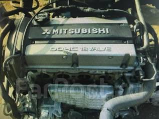 Двигатель в сборе. Mitsubishi Outlander, CU2W Двигатель 4G63