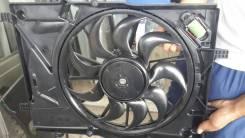 Вентилятор охлаждения радиатора. Chevrolet Cobalt