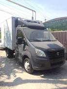 ГАЗ Газель Next A21R22. ГАЗ Газель NEXT, 150 куб. см., 3 500 кг.
