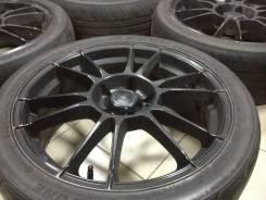 Комплект Красивых Спиц Alcasta R18 7.5J + шины 225/40 на докат. 7.5x18 5x114.30 ET45 ЦО 73,0мм.
