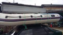 Yamaran. Год: 2008 год, длина 360,00м., двигатель подвесной, 9,90л.с., бензин