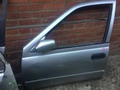 Дверь боковая. Nissan Sunny