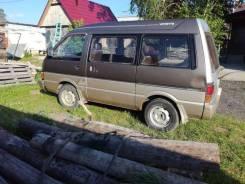 Задняя часть автомобиля. Nissan Vanette, KPC22, KUJNC22, KUC22, KMJNC22, KPJC22 Двигатели: SGL, SC, EXC, GL