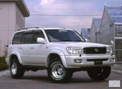 Расширитель крыла. Toyota Land Cruiser