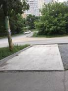 Сдается в аренду земельный участок под павильон, пит-стоп, 3-я Рабочая. Фото участка