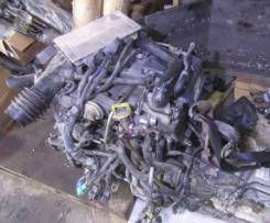 Двигатель в сборе. Isuzu Wizard, UES73FW